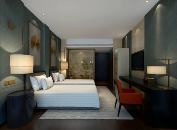 古象大酒店(2015) 24000平方米