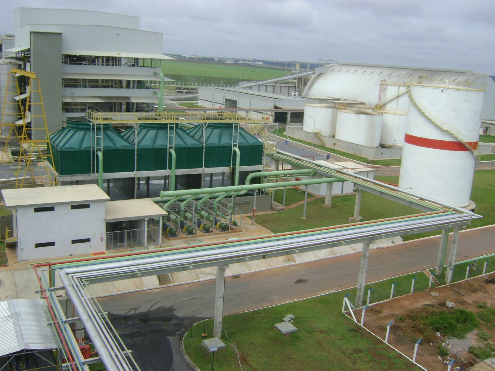 邦基(越南)油脂有限公司廠房項目