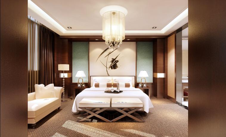 池州市長江國際大酒店(五星級)(2013) 54000平方米